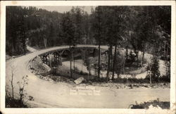 Spiral Bridge, Iron Mountain Road