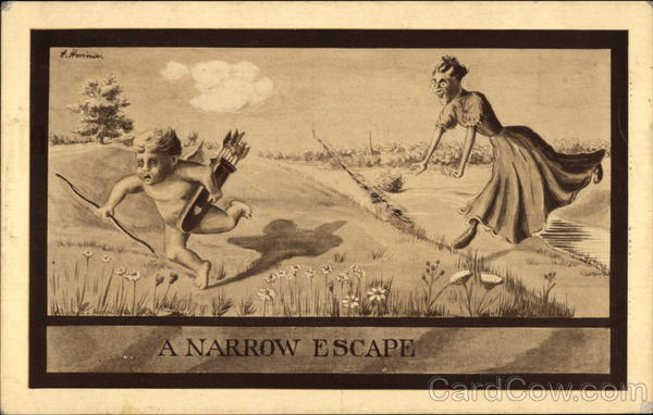 A Narrow Escape Comic