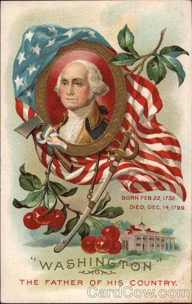 Celebrating Washington's Birthday President's Day