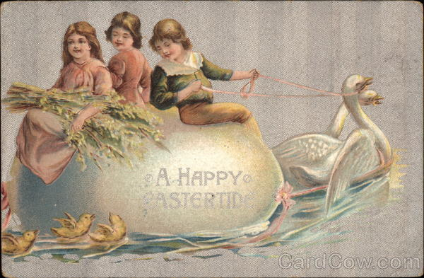 A Happy Eastertide With Children