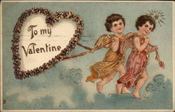 To My Valentine - Angels and Heart