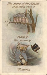 March, the Month of Vexation
