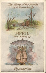 April - The Month of Resignation