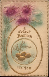 A Joyous Easter to You