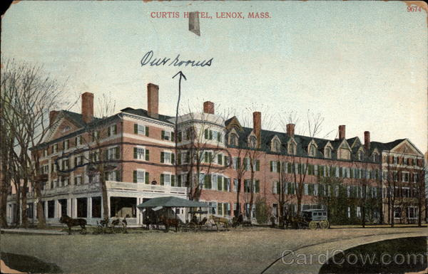 Curtis Hotel Lenox Massachusetts