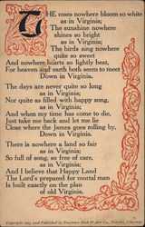 Poem about Virginia
