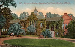 Chemistry Building, University of California