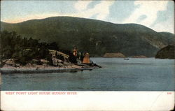 West Point Light House, Hudson River