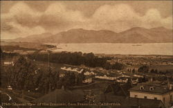 General View of The Presidio