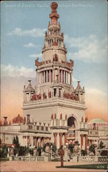 Tower of Jewels, Pan-Pac Intl. Expo. 1915