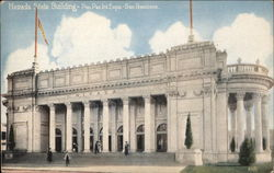 Nevada State Building, Pan-Pac. Int. Exposition, 1915