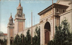 Liberal Arts Palace at the Pan. Pac. Int. Exposition, 1915