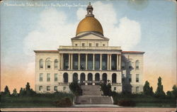 Massachusetts State Building