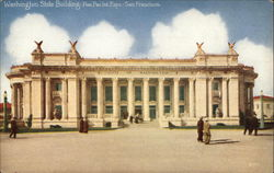 Washington State Building, Pan.Pac. Int. Exposition