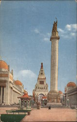 Column of Progress at the Panama Pacific International Exposition, 1915