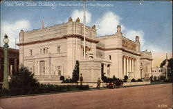 New York State Building, Pan. Pac. Int. Expo