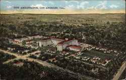 The Ambassador Hotel in Los Angeles