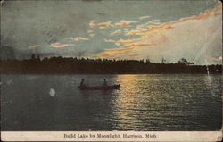 Budd Lake by Moonlight