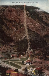 Mt. Manitou Scenic Incline Railway