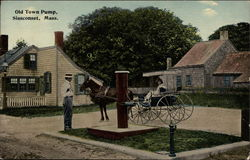 The Old Town Pump in Siasconset