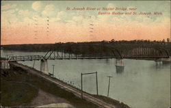 St. Joseph River at Napier Bridge