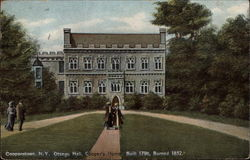 Otsego Hall - Cooper's Home
