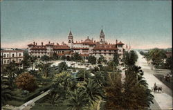 Hotel Ponce de Leon, From the Alcazar