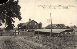 College Barns, Emmanuel Missionary College
