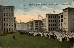 Quitting Time, National Cash Register Co