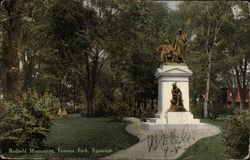 Redfield Monument, Forman Park