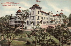 Hotel Colfax, Mineral Springs and Baths