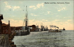 Harbor and Bay