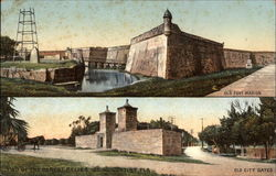 Old Fort Marion and Old City Gates