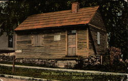Oldest House in Ohio