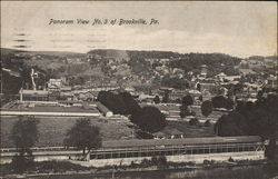 Panoram View No. 3 of Brookville