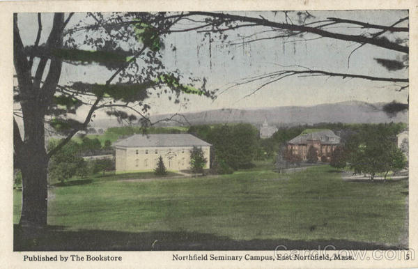 Northfield Seminary Campus East Northfield Massachusetts