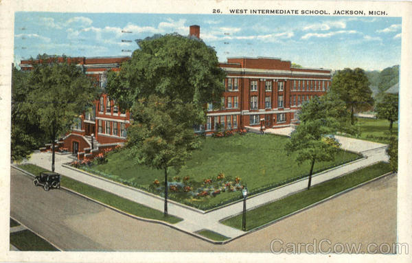West Intermediate School Jackson Michigan