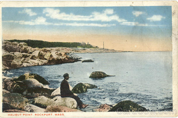Halibut Point Rockport Massachusetts
