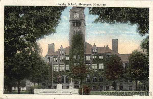 Hackley School Muskegon Michigan