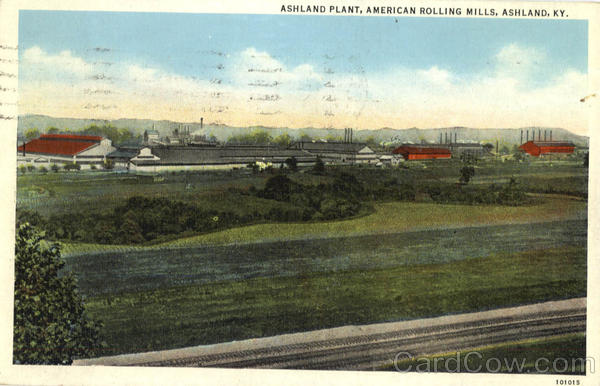 Ashland Plant , American Rolling Mills Kentucky