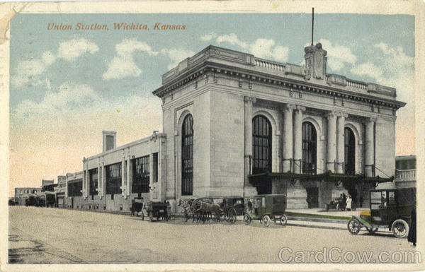 Union Station Wichita Kansas