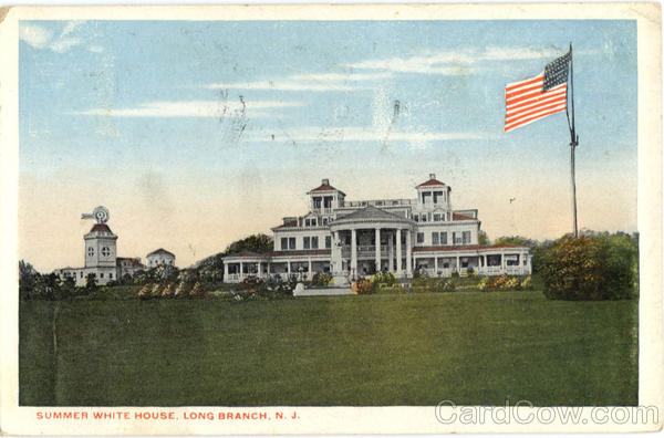 Summer White House Long Branch New Jersey