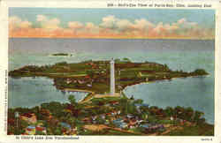 Bird's Eye View Of Put-In-Bay