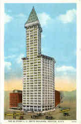 The 42 Story L. C. Smith Building