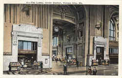 The Lobby, Union Station
