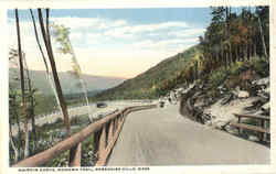 Hairpin Curve, Mohawk Trail