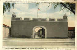 Independnce Fort