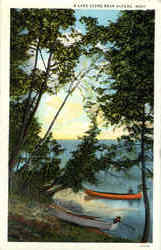 A Lake Scene Near Alpena