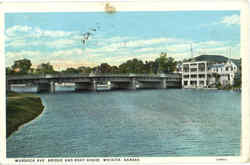 Murdock Ave Bridge And Boat House
