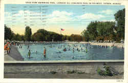 Gage Park Swimming Pool